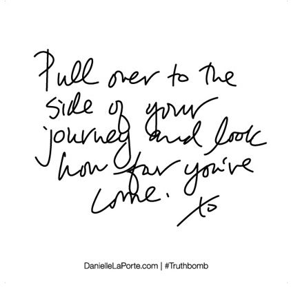 It's Your Journey...Love It.