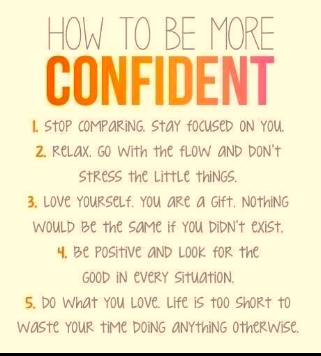 I am sure you all use these steps in your daily lives.