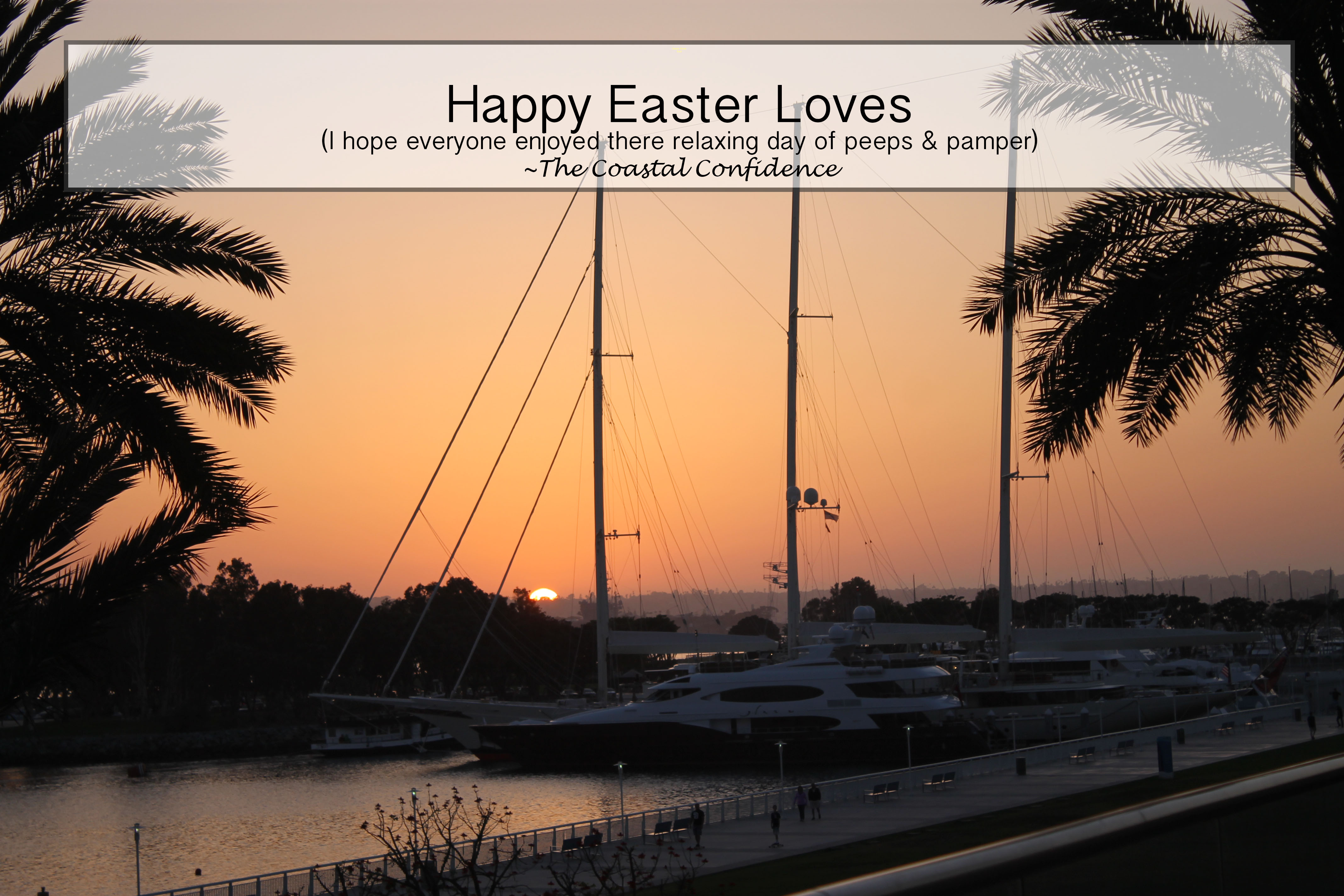 Easter Loving.
